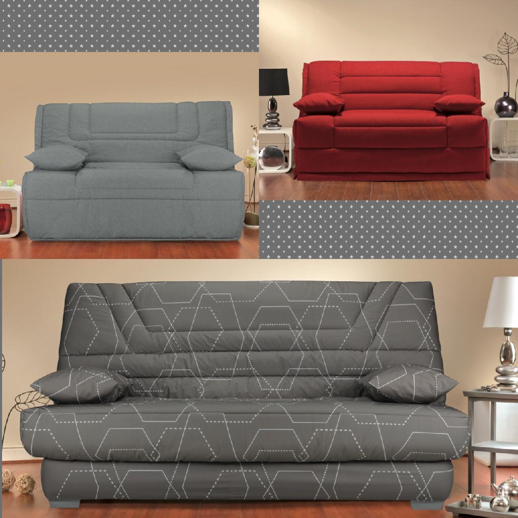 clic clac confort couchage quotidien. Black Bedroom Furniture Sets. Home Design Ideas