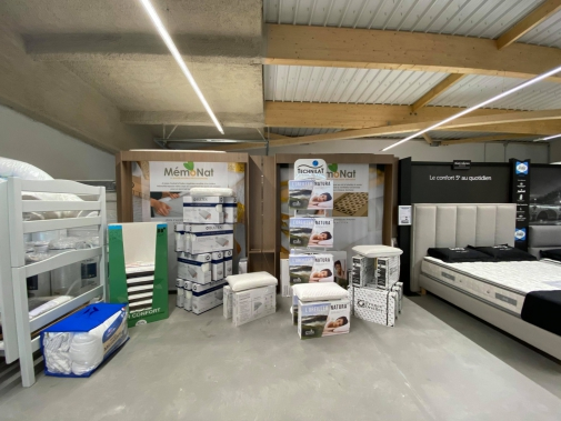 Oreillers, couettes, surmatelas Lamballe